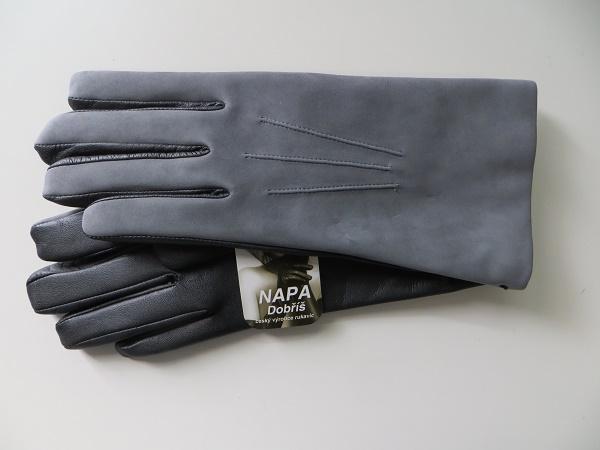 20c8e17fd1a Rukavice NAPA 6 2-4168 šedá černá